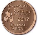 San Francisco Spirit Bronze 2017
