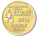 San Francisco Spirit Double Gold 2016
