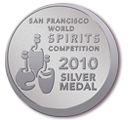 San Francisco Spirit Silver 2010