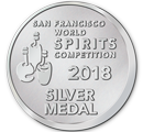 San Francisco Spirit Silver 2018
